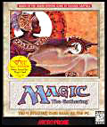 Game Box Cover - Magic: The Gathering