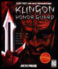 Game Box Cover - Star Trek, The Next Generation: Klingon Honor Guard