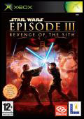 Game Box Cover - Star Wars, Episode III: Revenge of the Sith
