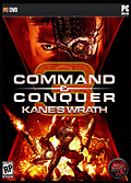 Game Box Cover - Command & Conquer: Kane's Wrath