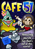 Game Box Cover - Cafe 51