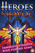 Game Box Cover - Heroes & Havoc