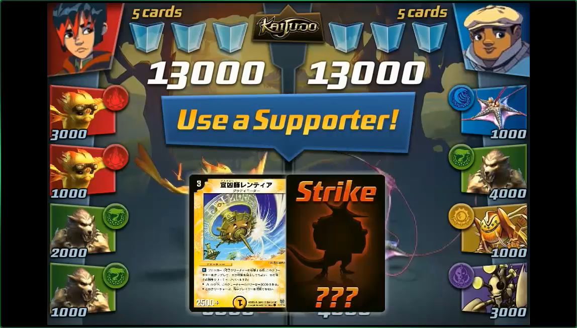 Kaijudo: Battle Game